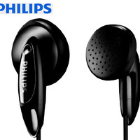 PHILIPS 飞利浦 SHE1350/00 耳机 (通用、入耳式、黑色)
