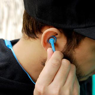 PHILIPS 飞利浦 SHB5250 无线蓝牙耳机 (通用、耳塞式、黑色)