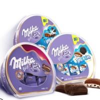 Milka 妙卡 融情巧克力礼盒装 多口味组合 738g  *2件