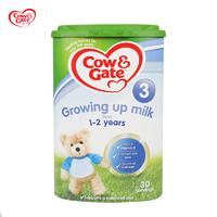 Cow&Gate 牛栏 婴幼儿奶粉3段 800g*4罐(6-12个月)