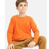 再降价:UNIQLO 优衣库 409240 儿童柔软圆领T恤