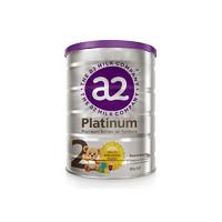 a2 艾尔 白金版 幼儿配方奶粉 2段 900g