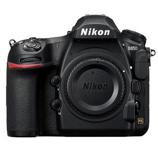 Nikon 尼康 D850 全画幅 单反相机 单机身