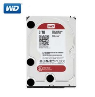 WD 西部数据 红盘 WD30EFRX NAS硬盘 3TB