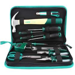 SATA 世达 DY06018 五金工具箱 12件套