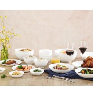 Luminarc 乐美雅 N5458 钢化玻璃餐具套装 20件套