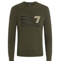 EA7 EMPORIO ARMANI 6ZPT22-PJ20Z 男士长袖T恤