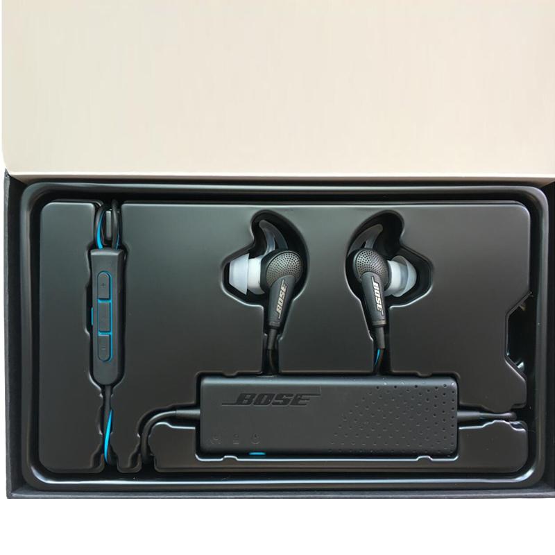 BOSE QC20 入耳式耳机 (通用) 黑色