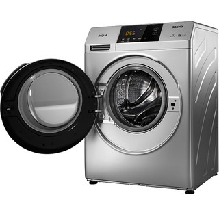 Sanyo 三洋 WF80BS565S 8公斤 滚筒洗衣机
