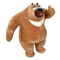 凑单品 : Boonic Bears 熊出没 熊二 毛绒公仔 25cm