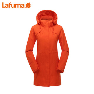 lafuma 乐飞叶 LFJA7CC71 女式中长款防水冲锋衣