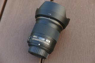 Nikon 尼康 AF-S 尼克尔 24mm F1.8G ED 全画幅超广角定焦镜头