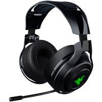 RAZER 雷蛇 战神 无线耳机 (通用、头戴式、32Ω、黑色)