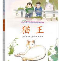 《中国儿童文学名家名作图画书典藏-猫王》