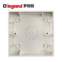 TCL-legrand TCL-罗格朗 86型明装底盒
