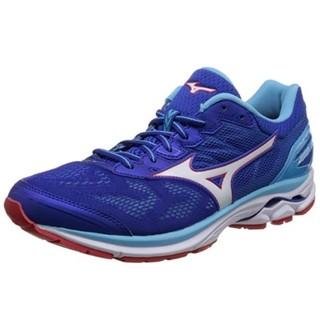 限尺码、中亚Prime会员 : Mizuno 美津浓 WAVE RIDER 21 次顶级缓震跑鞋