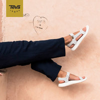 Teva 太哇 Terra Float 1091593 女士魔术贴时装凉鞋 *2件