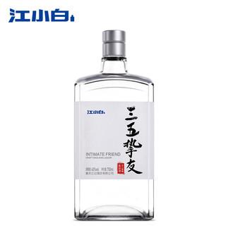 江小白 三五挚友白酒 (清香型、40度、750ml*4)