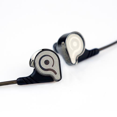 OSTRY 奥思特锐 KC06 耳机 (动圈、入耳式、浅灰色 金色)