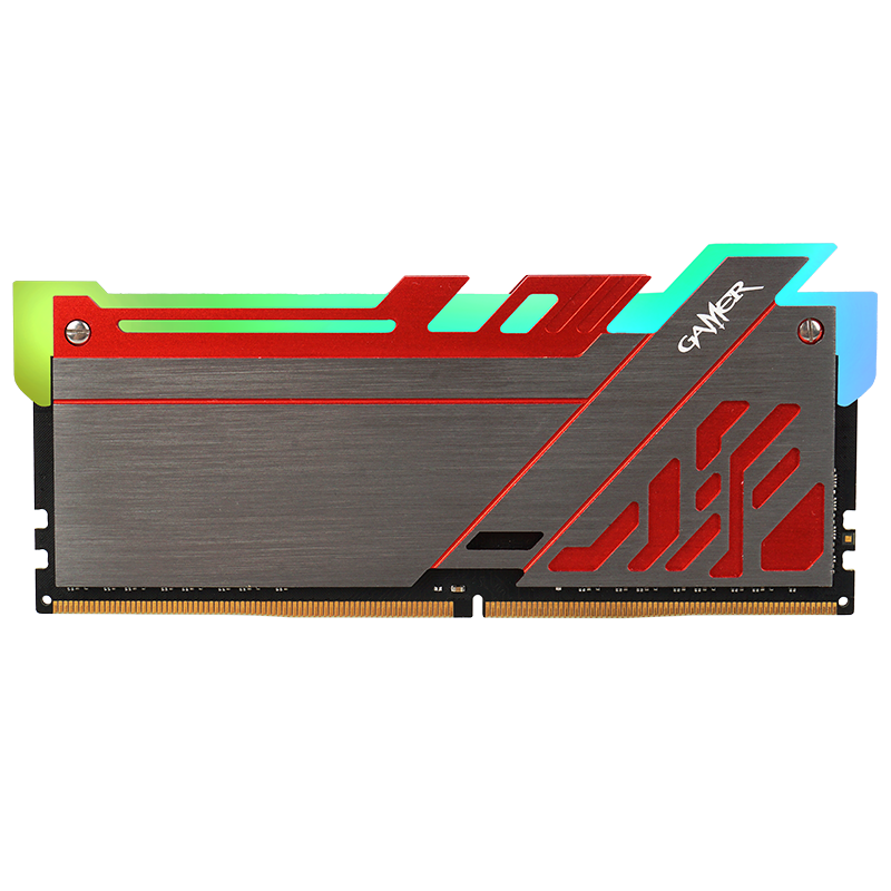 GALAXY 影驰 Gamer III 极光RGB DDR4 2400 台式机内存条 8GB
