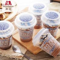 Morinaga 森永 经典巧克力味冰淇淋 (巧克力味、7杯、156g)