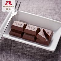 Morinaga 森永 森永 黑巧克力 (黑巧、5盒、43.2g)