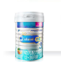 MeadJohnson Nutrition 美赞臣 铂睿 幼儿配方奶粉 3段 850克
