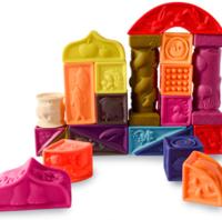 B.Toys 比乐 BX1003NTZ 罗马城堡积木 6个月 *2件