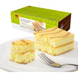 泓一 提拉米苏夹心蛋糕 500g*2箱