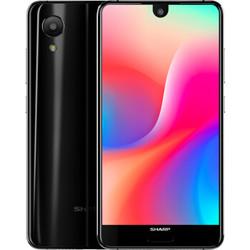 SHARP 夏普 AQUOS S3 mini 智能手机 6GB 64GB 曜石黑