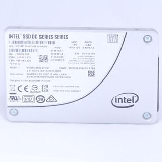 Intel 英特尔 DC S4500系列 SATA3.0 固态硬盘 3.8TB