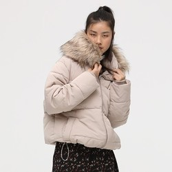 H&M DIVIDED HM0740932 女装棉服