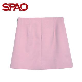SPAO SPWH737S51 女式花朵印花半身裙