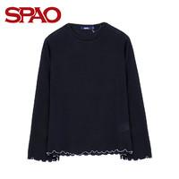 SPAO SPLW822S02 女士长袖T恤