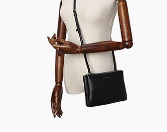 COCCINELLE POCHETTE系列 女士单肩斜挎包
