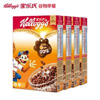 Kellogg's 家乐氏 谷物早餐 (170g*4、可可球、盒装)