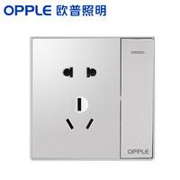 OPPLE 欧普照明 86型墙壁单开单控