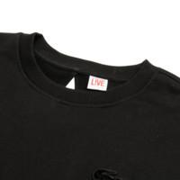 LACOSTE 拉科斯特 L!VE系列 SF2700 女士长袖运动衫