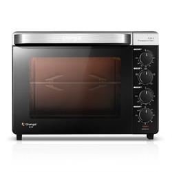 Changdi 长帝 CRTF32K 电烤箱 32升 银色
