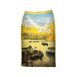 Taste of the Wild 荒野盛宴 草原鹿肉烤牛肉狗粮 30磅/13.6kg