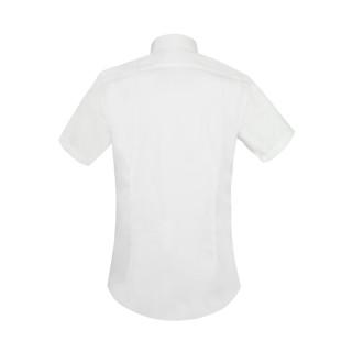 ROMON 罗蒙 1E72221 男士修身休闲短袖衬衫