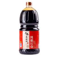 千禾 纯酿红烧特级老抽 1.8L/瓶 *4件