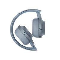 SONY 索尼 WH-H800 无线蓝牙耳机 (通用、头戴式、月光蓝)