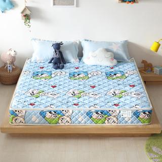 林氏木业 CD001 经济型棕垫天然椰棕双人床垫