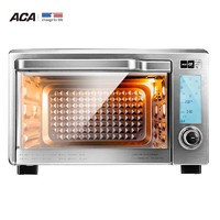 ACA 北美电器 ATO-E3217AB 电烤箱 32L