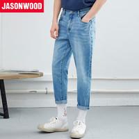 JASONWOOD 281117287 男士水洗牛仔裤