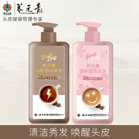 YUNNANBAIYAO 云南白药 养元青 咖啡因洗发水(摩卡400ml+玛奇朵400ml)