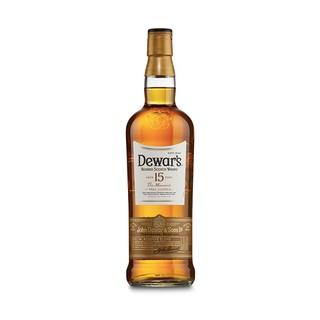 Dewar's 帝王 15年调配苏格兰威士忌 750ml *3件