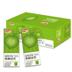 达利园 青梅绿茶 饮料 250ml*24盒 整箱装 *2件