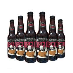 罗格(rogue)榛子浓色啤酒355ml*6瓶 *2件